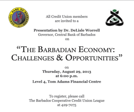 The Barbadian Economy Challenges and Opportunities