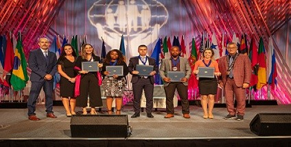 Barbados Wins at WOCCU/CCCU 2019 Convention